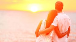 Briony Barton Therapy | couple watching sunset