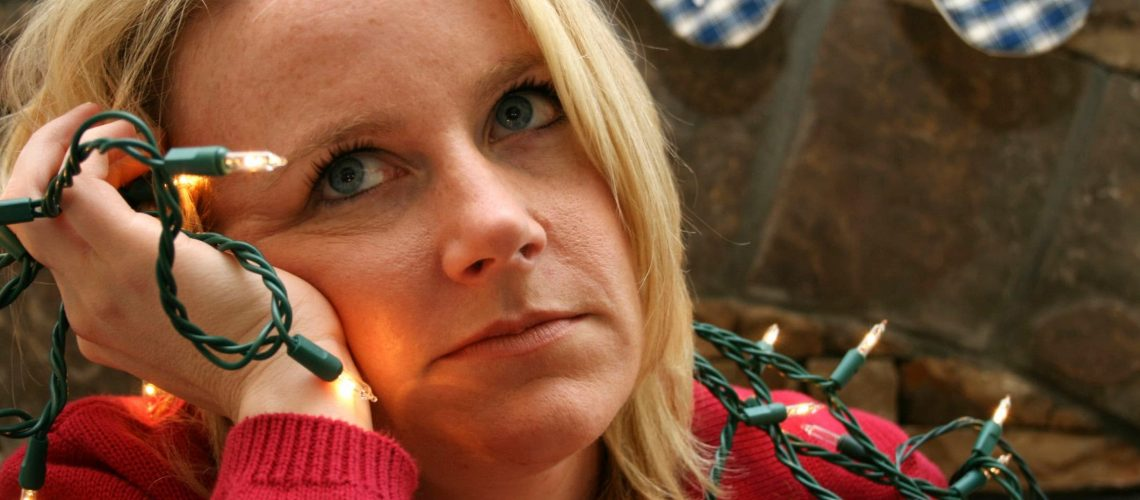 Briony Barton Therapy | frustrated woman